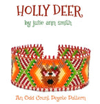 HOLLY DEER Bracelet Pattern