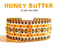 HONEY BUTTER Bracelet Pattern