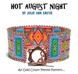 HOT AUGUST NIGHT Bracelet Pattern