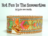 HOT FUN IN THE SUMMERTIME Bracelet Pattern