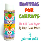 HUNTING FOR CARROTS Lip Balm Cover Pattern
