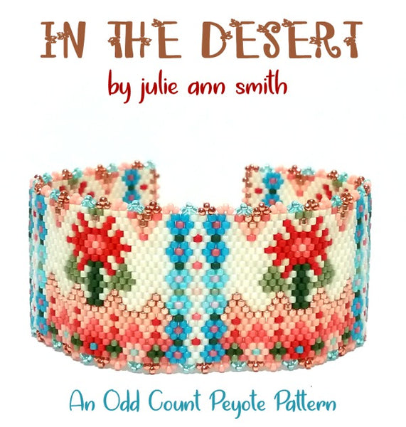 IN THE DESERT Bracelet Pattern
