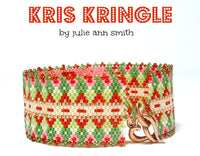 KRIS KRINGLE Bracelet Pattern
