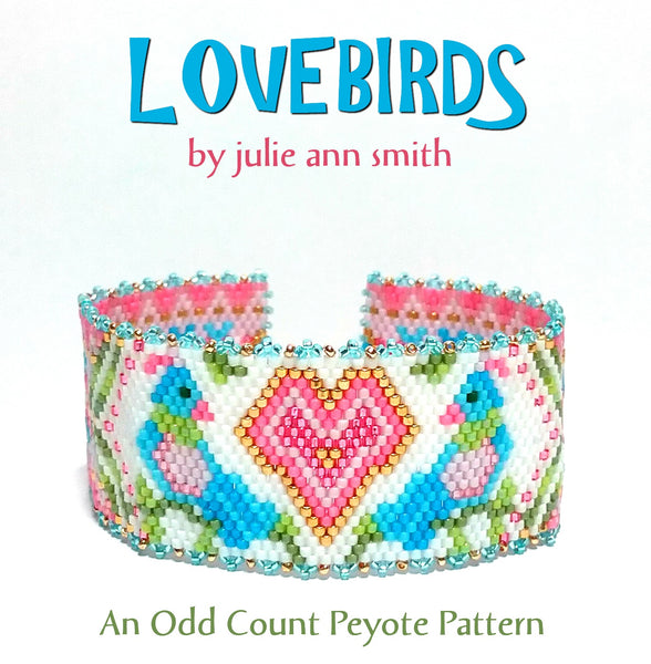 LOVEBIRDS Bracelet Pattern