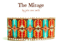THE MIRAGE Bracelet Pattern