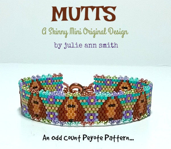 MUTTS Skinny Mini Bracelet Pattern