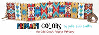PRIMARY COLORS Bracelet Pattern