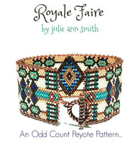 ROYALE FAIRE Bracelet Pattern