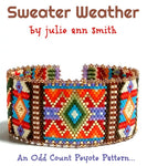 SWEATER WEATHER Bracelet Pattern