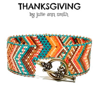 THANKSGIVING Bracelet Pattern