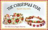 THE CHRISTMAS STAR Bracelet Pattern