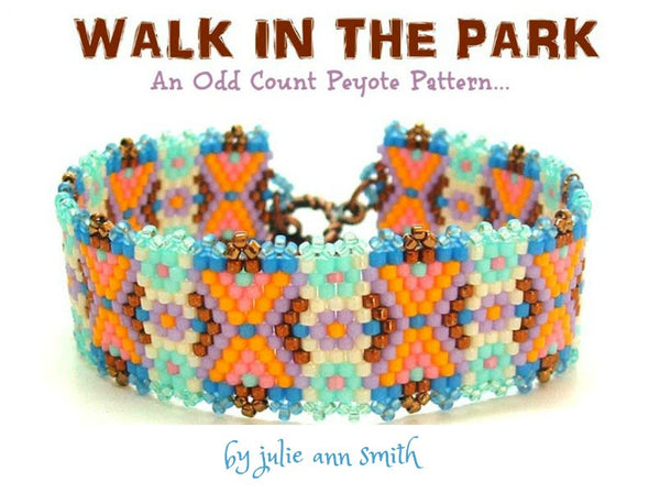 WALK IN THE PARK Bracelet Pattern