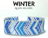 WINTER Bracelet Pattern