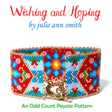 WISHING AND HOPING Bracelet Pattern