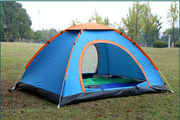 Ultralight Automatic Opening Outdoor Camping Tent 2-3 person