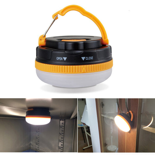 180 Lumens Portable Outdoor Camping LED Lantern with Handle