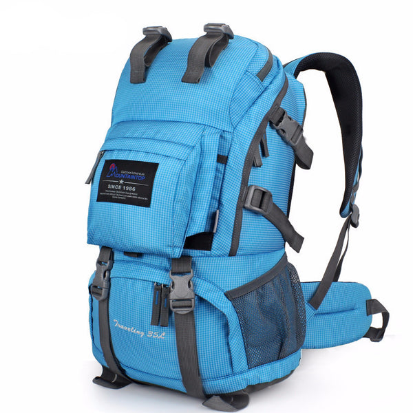 40L Outdoor Hiking and Mountaineering Backpack