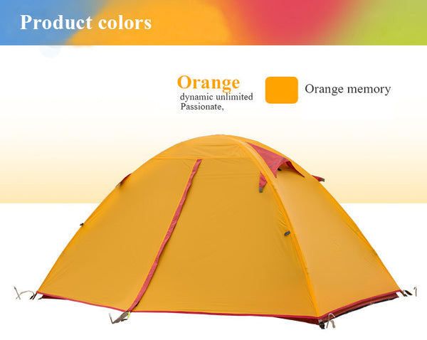 Naturehike two person Windproof Waterproof Anti UV Double Layer Ultralight Tent