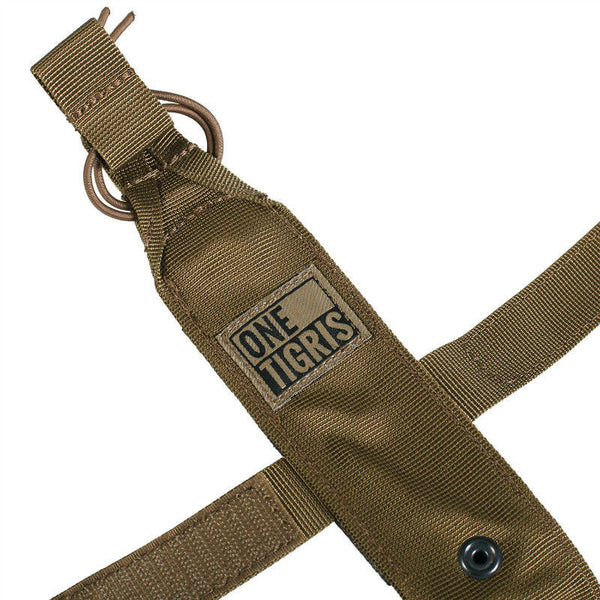 Tactical Molle Water Bottle Pouch Holder
