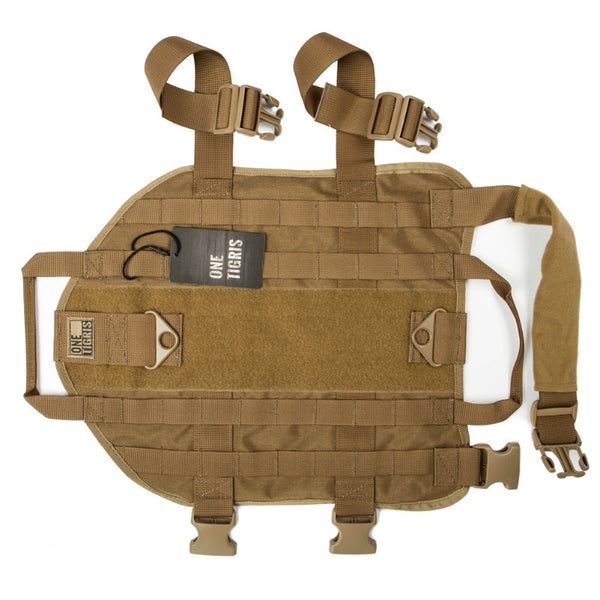 OneTigris Tactical Dog Training Molle Vest