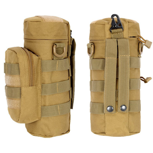 Outdoor Sports Tactical Molle Canteen Pouch