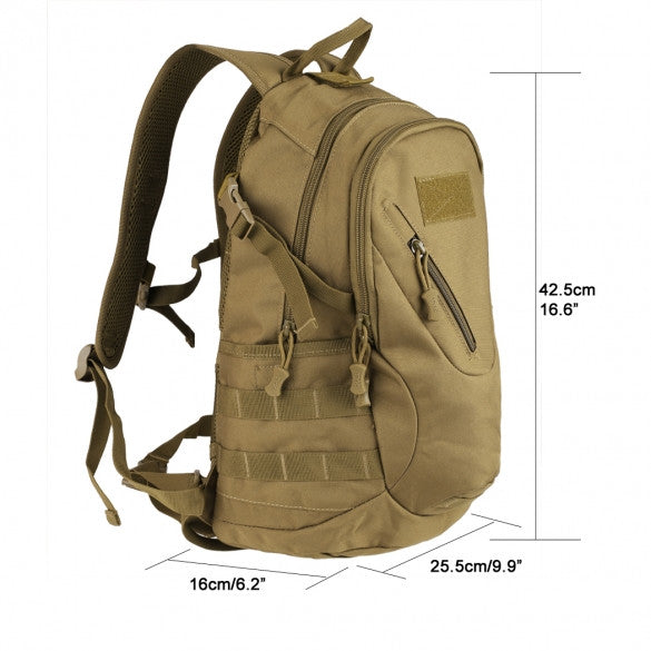 20L Outdoor Military Tactical Backpack Rucksack
