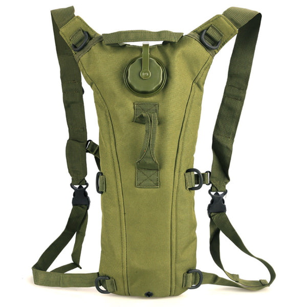 Portable Outdoor 3L Water Bladder Hiking Climbing Travel Backpacks Water Hydration Pack