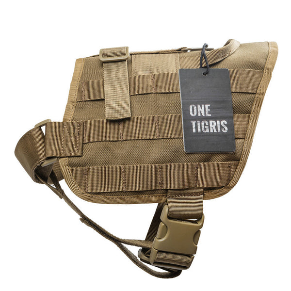 OneTigris Tactical Molle Dog Training Vest