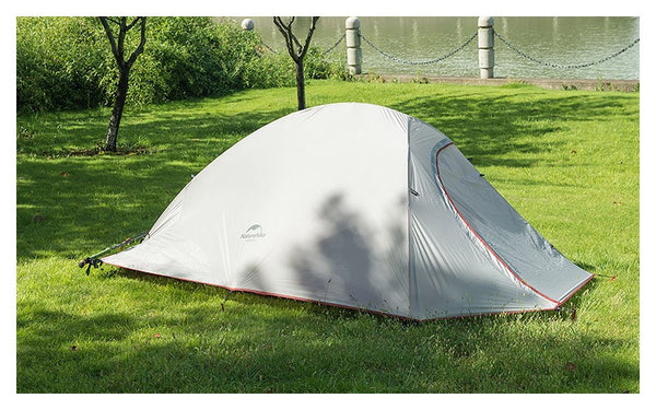 NatureHike 1 Person Double-layer Waterproof  Dome Tent