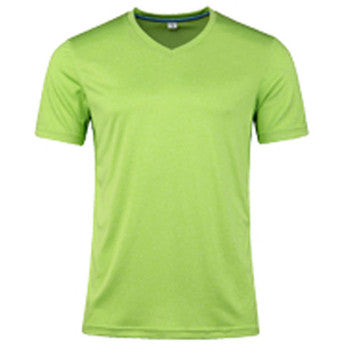 Men's Quick Dry Breathable Summer Short Sleeve T-Shirt