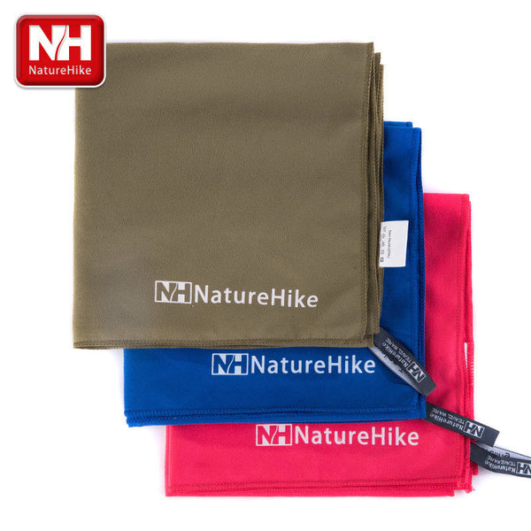 Naturehike Microfiber Antibacterial Ultralight Quick Drying Hand and Bath Towel
