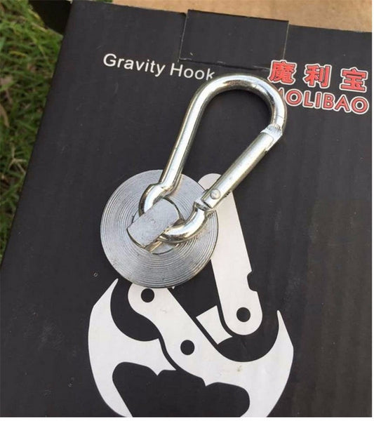 Performance Grappling and Gravity Hook