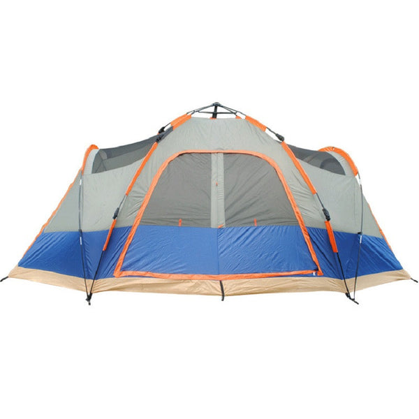 Large 2 Room Camping Automatic Open Tent