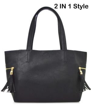 Classic Tote Two In One