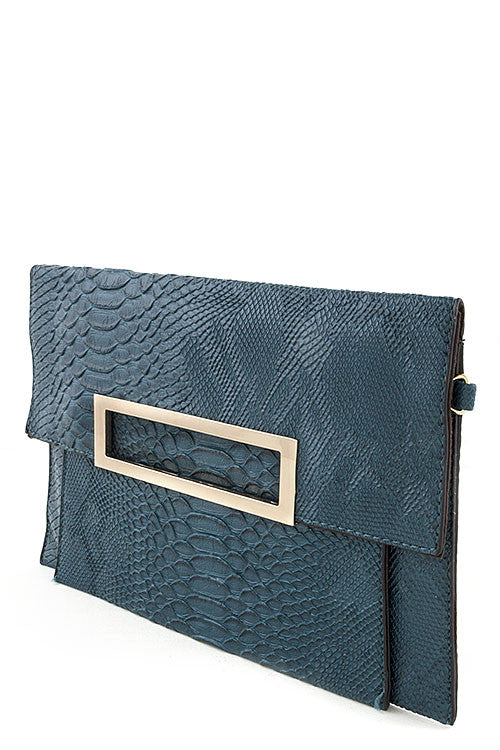 Roxy Rectangle Clutch