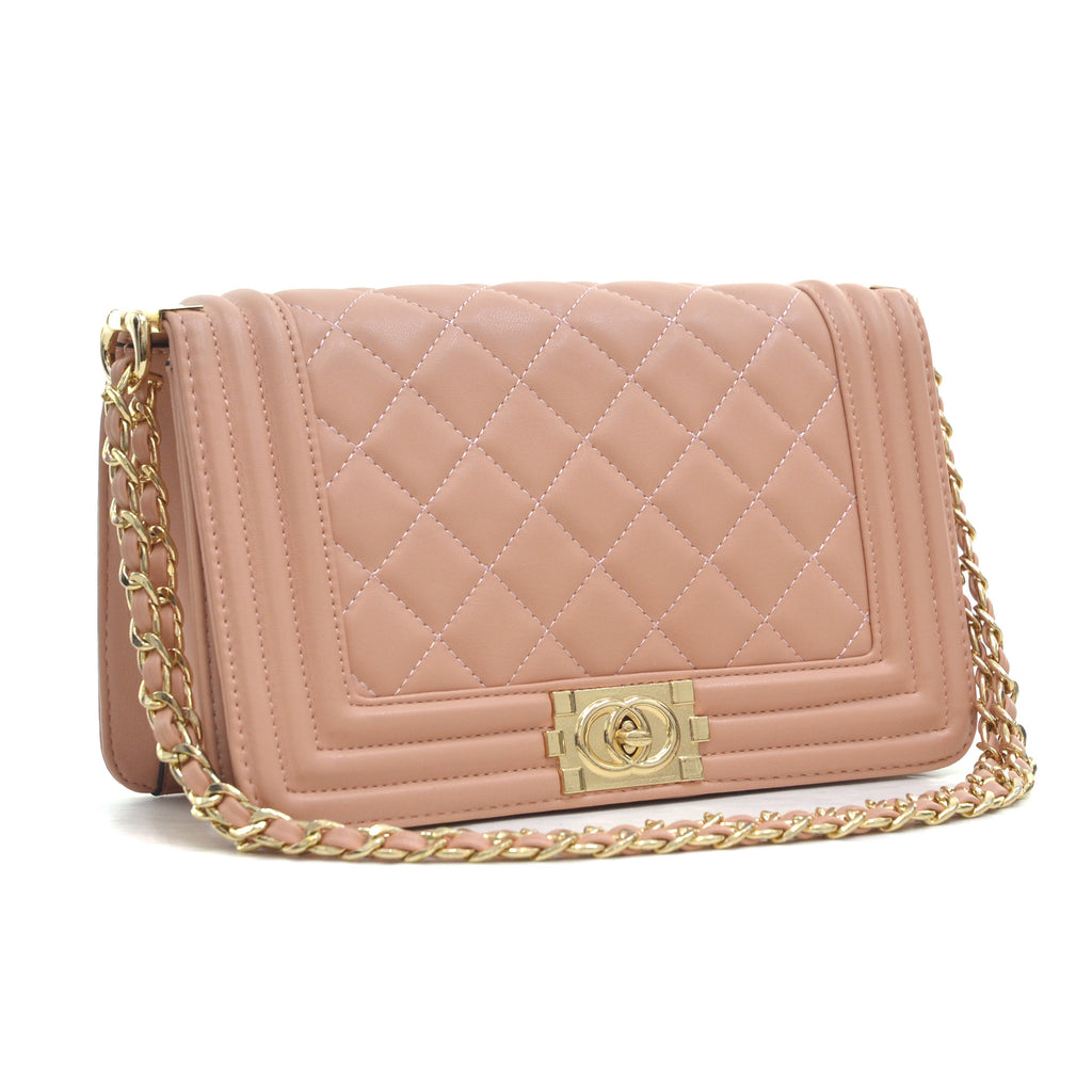 Keri Quilted Cross Body