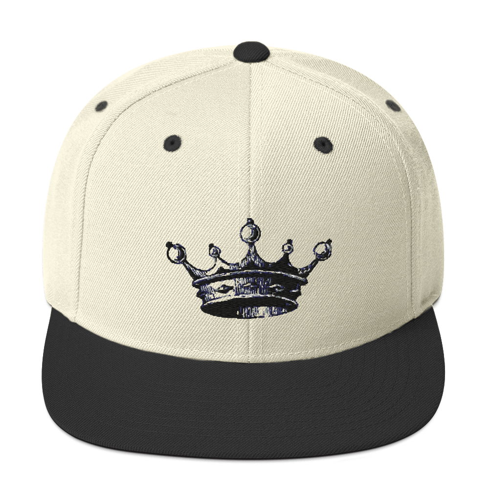 Snapback Hat Crown