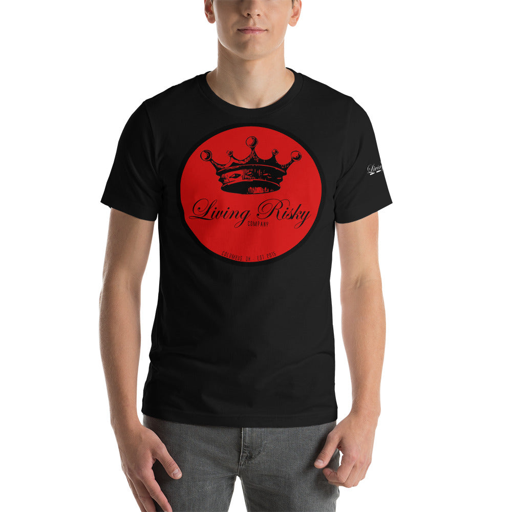 Short-Sleeve Unisex T-Shirt - Big Red