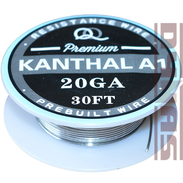 Kanthal A1 Wire 20-34AWG Spools 10 Meters - Dynas Ltd