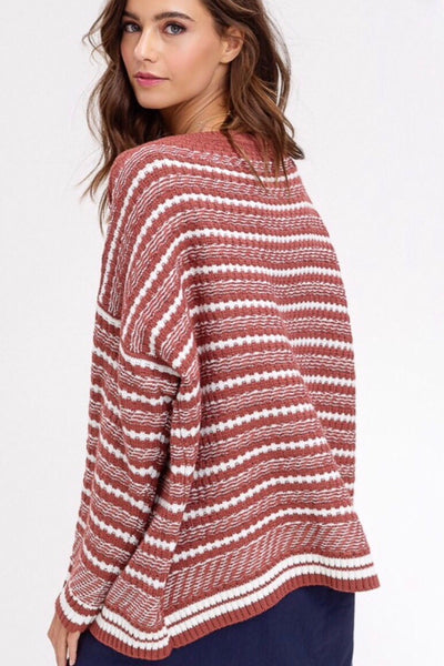 Down the chimney sweater