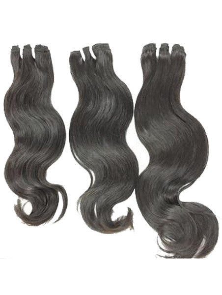 SAMPLE THIS HAIR: INDIAN REMY HAIR - Chandra Hair