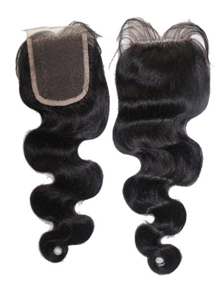 HD Lace Closures 4x4 (Grade 9A) - Chandra Hair