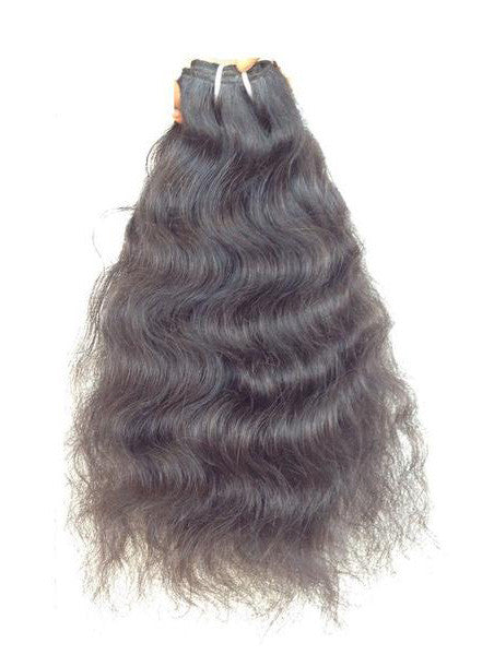 Natural Wavy South Indian Raw Hair