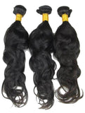 Natural Wavy 9A Virgin Hair - Chandra Hair
