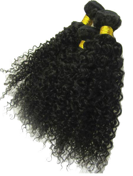 Curly 9A Virgin Hair - Chandra Hair