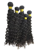 Deep Curl 8A Human Hair - Chandra Hair