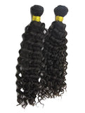 Deep Wavy 8A Virgin Hair