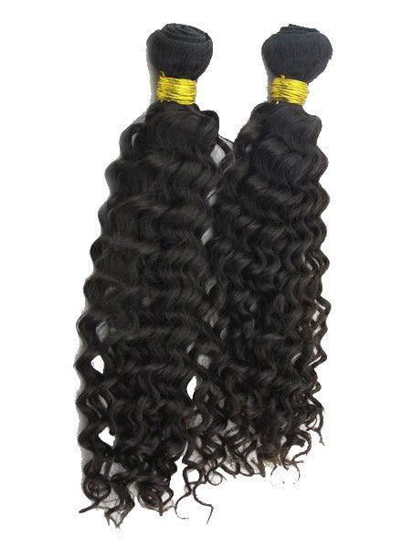 Deep Wavy 9A Virgin Hair