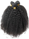 Afro Kinky Curly 8A Human Hair - Chandra Hair