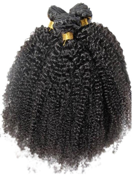 Afro Kinky Curly 8A Human Hair